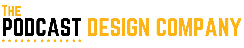 Podcast Design Company Logo